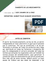 material de acondicionamento trabajomargo.pptx