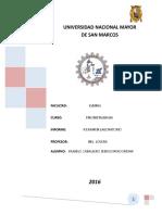 II_Examen_Pirometalurgia - Laboratorio - Solucion