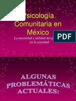 Psicología Comunitaria en México