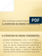 A Literatura No Ensino Fundamental_1