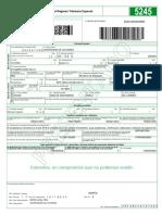 Formato 5245 Solicitud Permanencia RTE