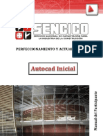Manual de Autocad SENCICO