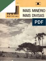 ICOMI Notícias 20 (Agosto de 1965)