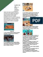 Voleibol Reglas