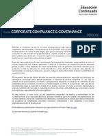 Curso Corporate Compliance & Governance