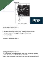 Bab 3 praktikum interferometer Michelson