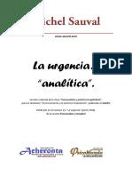 La Urgencia Analitica