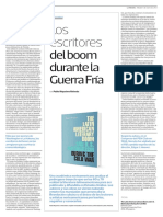 Reseña Latin American Boom