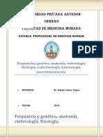 Exposición Sistema Psiconeuroinmunoendocrino Word
