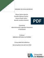 Administracion y Gestion Financiera