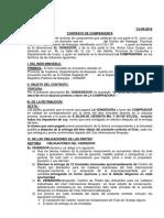 00-16 Compraventa a Carboneria y Ladrillera Victoria Eirl (Carbón de Piedra Para Calderos)