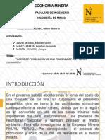 COSTOS DE PRODUCCION DE CAL ppt.pptx