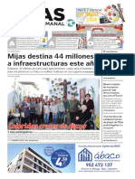Mijas Semanal nº787 Del 11 al 17 de mayo de 2018