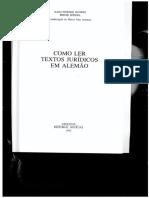 Como ler textos jurídicos em alemão.pdf