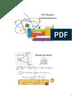 atomos polielectronios