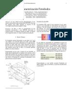 Informe - Fotodiodos