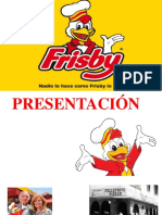Frisby Empresa