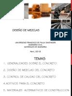 Diseño de MezclasACI