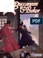 Magazine - d20 - Pirate Theme - Buccaneers & Bokor 4