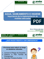 WASH en Emergencias