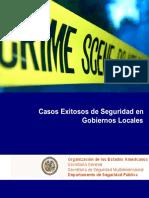 Experiencias Exitosos de Seguridad en Gobiernos Locales 1