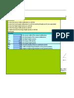 Pix4D GSD Calculator