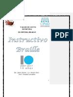 Ficha Braille 2017