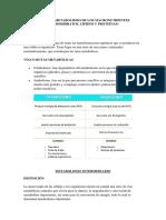 II Unidad Metabolismo de Macronutrientes