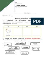 Guia reforzamiento de articulos (género y número).docx