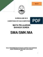 4. Kikd Basa Sunda Sma-smk-ma 2013