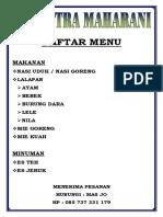 DAFTAR MENU - WR. PUTRA MAHARANI.docx