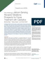 Activating Calcium Sensing (Español)