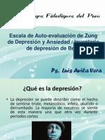 Ansiedad y Depresion_Zung