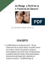 2341 6. Factores de Riesgo en Violencia Familiar
