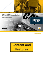 C7.1 Gen Set Sales Presentation