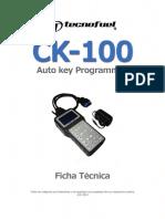Ficha Tecnica Ck 100