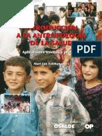 Libro Introduccion Antropologia de La Salud
