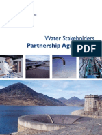 Northern Ireland Water Stakeholders Partnership Agreement