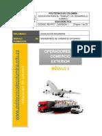 m2-Fr17 Guia Didactica-legislacion Aduanera Módulo 3