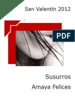 Amaya Felices - Susurros