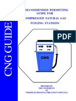Cng Fuelling Station