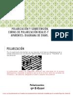 Curvas de Polarización Reales y Aparentes