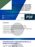 (1-5) - Sistema Integrado de Gestión - Ing. Davila