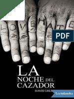 La noche del cazador - Davis Grubb.pdf