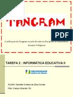 tangram no aprendizado