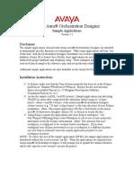 Orchestration Designer Sample Applications.doc