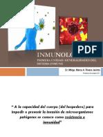 Inmunologia 1ra Clase