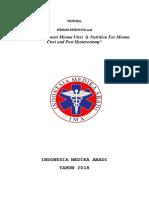 proposal Seminar kesehatan