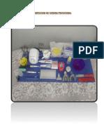 Confección de puente provisorio - Protesis Parcial Fija
