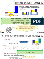 What is the Tolerance Analysis_QR